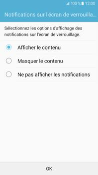 Samsung Samsung Galaxy J7 (2016) - Sécuriser votre mobile - Activer le code de verrouillage - Étape 11