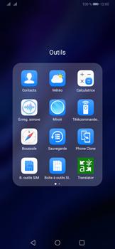 Huawei P30 Pro - Contact, Appels, SMS/MMS - Ajouter un contact - Étape 4