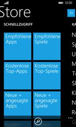 Nokia Lumia 635 - Apps - Installieren von Apps - Schritt 6