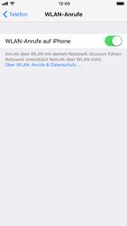 Apple iPhone 7 - iOS 12 - WiFi - WiFi Calling aktivieren - Schritt 8