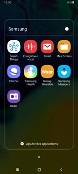 Samsung Galaxy A80 - E-mails - Ajouter ou modifier votre compte Yahoo - Étape 4