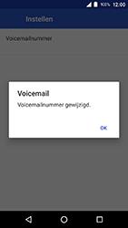Crosscall Action X3 - Voicemail - Handmatig instellen - Stap 13
