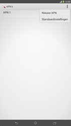 Sony C6833 Xperia Z Ultra LTE - Internet - handmatig instellen - Stap 12