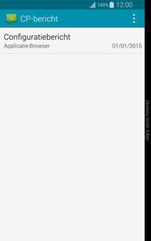 Samsung Galaxy Note Edge - internet - automatisch instellen - stap 5