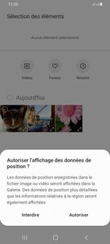 Samsung Galaxy A42 5G - Contact, Appels, SMS/MMS - Envoyer un MMS - Étape 16