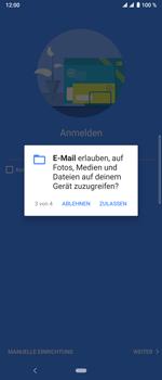 Sony Xperia 10 Plus - E-Mail - Konto einrichten (outlook) - Schritt 12