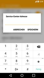 LG G5 SE - SMS - Manuelle Konfiguration - 1 / 1