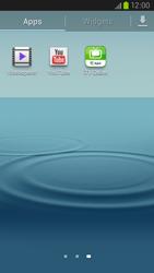Samsung I9300 Galaxy S III - Applicaties - KPN iTV Online gebruiken - Stap 3