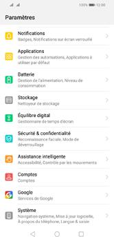 Huawei Y5 (2019) - Appareil - configurer Localiser mon appareil - Étape 3
