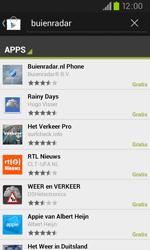 Samsung I9105P Galaxy S II Plus - apps - app store gebruiken - stap 12