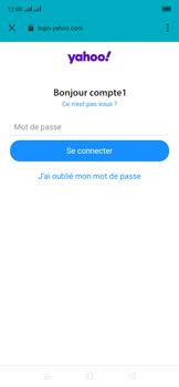 Oppo Reno 2Z - E-mails - Ajouter ou modifier votre compte Yahoo - Étape 10