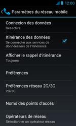 Bouygues Telecom Bs 402 - Internet et connexion - Désactiver la connexion Internet - Étape 8