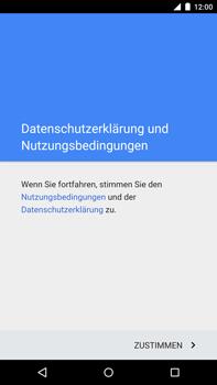 Motorola Google Nexus 6 - Apps - Konto anlegen und einrichten - 12 / 19