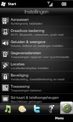 HTC T8585 HD II - bluetooth - aanzetten - stap 4
