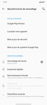 OnePlus 7T - Sécuriser votre mobile - Activer le code de verrouillage - Étape 5