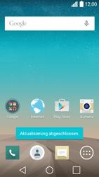 LG Leon - Internet - Automatische Konfiguration - Schritt 8