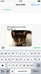 Apple iPhone 6s - MMS - Erstellen und senden - Schritt 15