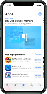 Apple iPhone 7 - iOS 12 - Applications - Télécharger des applications - Étape 8