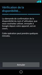 LG G2 - Premiers pas - Créer un compte - Étape 11
