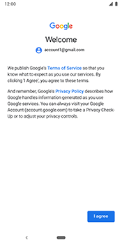 Google Pixel 3 - Email - 032a. Email wizard - Gmail - Step 11
