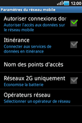 Samsung S5830 Galaxy Ace - MMS - configuration manuelle - Étape 7