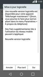 LG Spirit 4G - Logiciels - Installation de mises à jour - Étape 11