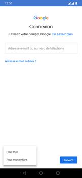 OnePlus 7 - Applications - Créer un compte - Étape 6