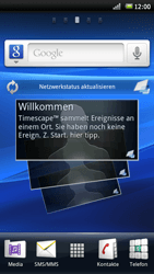 Sony Ericsson Xperia X10 - Software - Update - 1 / 1