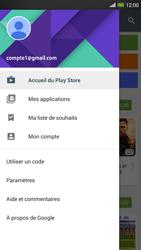 HTC One Max - Applications - Comment vérifier les mises à jour des applications - Étape 5