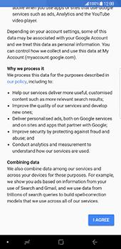 Samsung Galaxy Note 8 - Applications - Create an account - Step 15