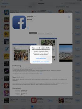 Apple iPad Pro 12.9 inch - Apps - Konto anlegen und einrichten - 34 / 35