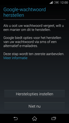 Sony Xperia Z3 Compact 4G (D5803) - Applicaties - Account aanmaken - Stap 12