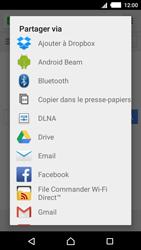 Sony E2303 Xperia M4 Aqua - Internet - navigation sur Internet - Étape 16