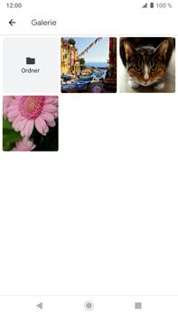 Sony Xperia XZ2 Premium - Android Pie - MMS - Erstellen und senden - Schritt 15