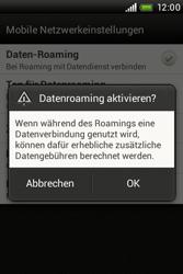 HTC Desire C - Ausland - Im Ausland surfen – Datenroaming - 1 / 1