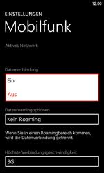 Nokia Lumia 920 LTE - Internet - Manuelle Konfiguration - Schritt 6
