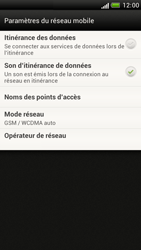 HTC Z520e One S - Internet - Utilisation à l