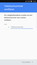 Samsung Galaxy S7 edge (SM-G935F) - Applicaties - Account aanmaken - Stap 7