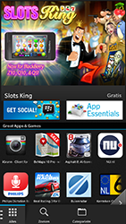 BlackBerry Z30 - apps - app store gebruiken - stap 3