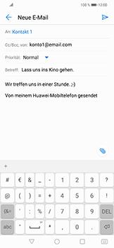 Huawei Nova 3 - E-Mail - E-Mail versenden - 9 / 17