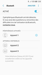 Samsung Galaxy A5 (2017) - Android Oreo - Bluetooth - connexion Bluetooth - Étape 11