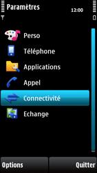 Nokia X6-00 - Internet - configuration manuelle - Étape 5