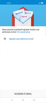 Oppo Find X2 Neo - E-mails - Ajouter ou modifier un compte e-mail - Étape 5
