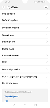 Huawei Y6 (2019) - Toestel - Software update - Stap 5
