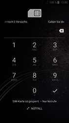 Sony Xperia XA2 - MMS - Manuelle Konfiguration - 21 / 26