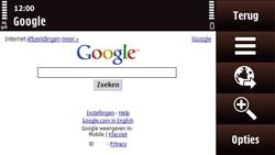 Nokia N97 Mini - Internet - Internetten - Stap 5