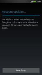 HTC One M8 - apps - account instellen - stap 17