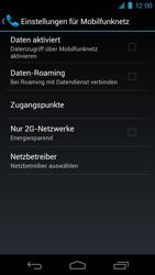 Samsung Galaxy Nexus - MMS - Manuelle Konfiguration - 6 / 14