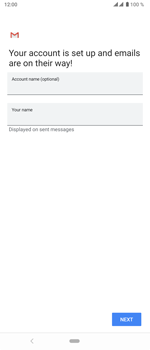Sony Xperia 5 - E-mail - 032c. Email wizard - Outlook - Step 12