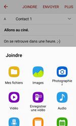 Samsung Galaxy J1 (2016) (J120) - E-mail - envoyer un e-mail - Étape 10